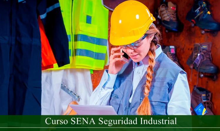 Curso SENA Seguridad Industrial