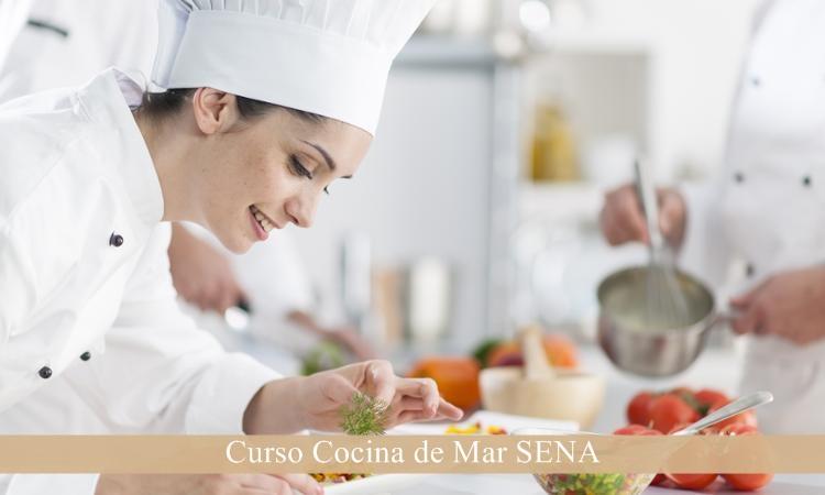 Curso Cocina de Mar SENA