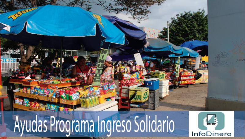 Programa ingreso solidario para hogares informales