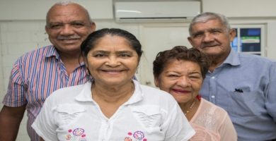 Subsidio de Pensiones Colombia Mayor